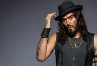 Another day without drugs by Russell Brand