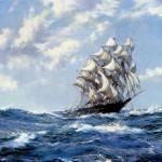 The Demon Ship.
